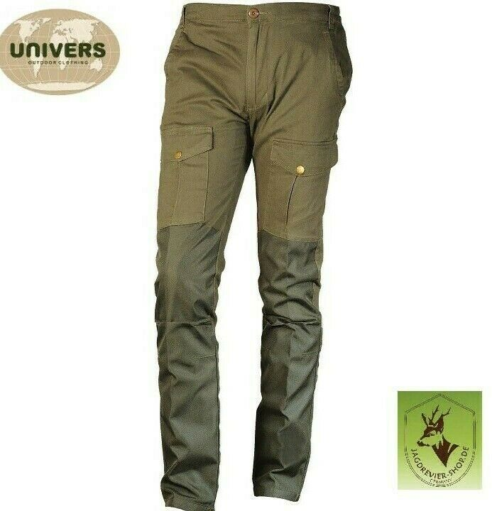 Stretch-Jagdhose THORN-PROOF  Unisport  Herren; Freizeithose, hunting trousers