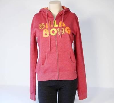 Billabong Womens Over Head Hooded Zip Up
