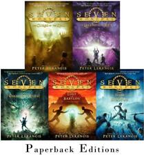 Seven Wonders: The Colossus Rises Bk. 1 by Peter Lerangis (2013, Paperback)