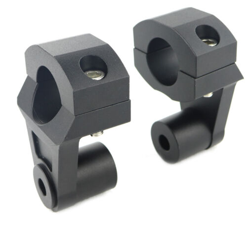 """1 1//8/"""" Handle Fat Bar Riser Clamps For KTM 1190 1290 Adventure /& Super All Years"""
