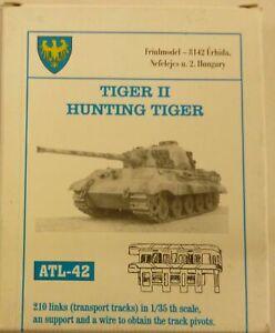 1/35 ATL42 FREESHIP FriulModel Tracks ( Type) for German Tiger II