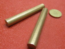 841 Oil Bearing Bronze Rod 38 Dia X 30 Length 2 Units