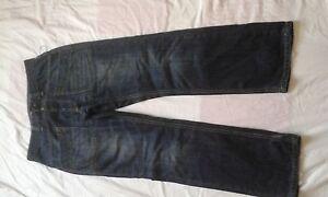 MENS-VOI-FADED-BLUE-STRAIGHT-LEG-JEANS-SIZE-34-034-WAIST-30-034-LEG
