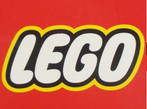 Lego 10 x Yellow Minifig Head Beard Brown Rounded /& White Pupils Grin Pattern