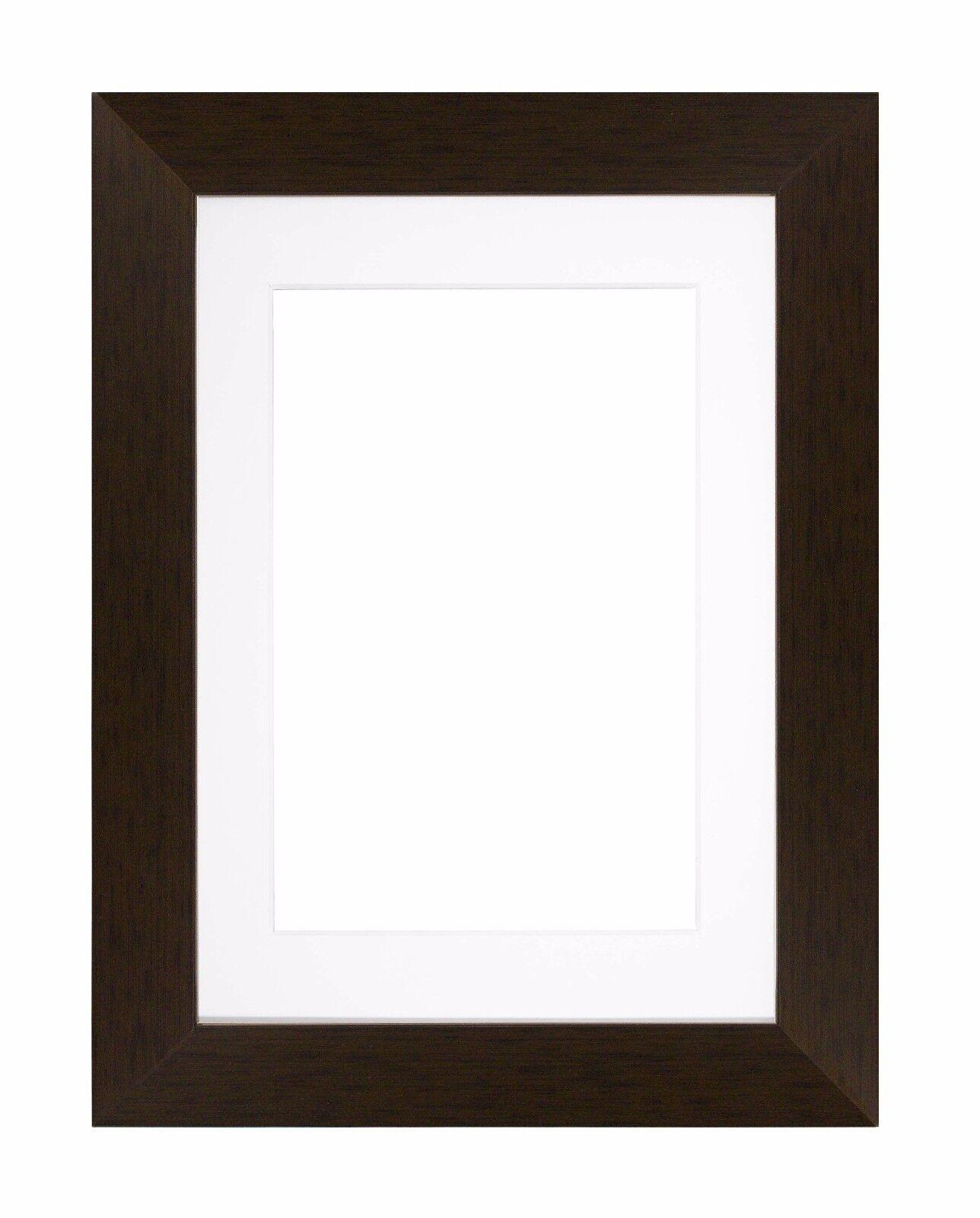 Basic Wood Frame Range Picture Photo Poster Frames With Bespoke ...