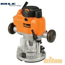 Triton Compact Precision Plunge Router 1010W JOF001 woodwork joinery T925837