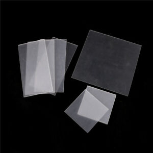 200*200mm Plexiglass Clear Acrylic Perspex Sheet Plastic Transparent Board Persp