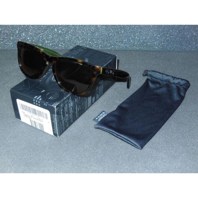 83185a4053 New Oakley Frogskins LX Tortoise Green Dark Grey Acetate Fashion Sport Retro