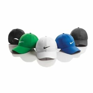a3e6b3e0bd7 Nike Golf NEW DRI-FIT Swoosh Front Cap Unstructured Wicking Baseball ...