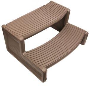 Confer Plastic Hs2 P Handi Step Multi Purpose Spa Hot Tub Steps Portabello New 9132910331 Ebay