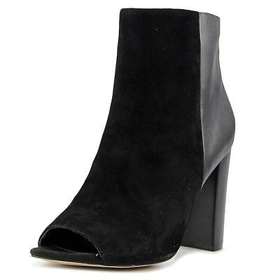 Sam Edelman Yarin   Open-Toe Suede  Ankle Boot