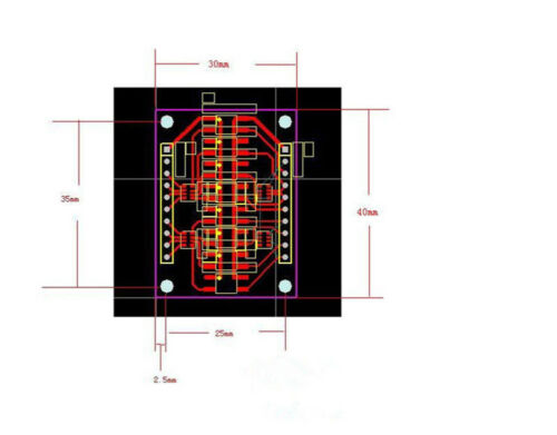 8-Channel Optocoupler Module 12V Isolation Board High Level Trigger for PCB