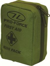 New Pro-force CADET SCOUTS  Mini BASIC First Aid Kit IN WATREPROOF PLASTIC BOX