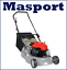 Masport-RR-18-034-Petrol-Rotary-Alloy-Deck-Lawnmower-MS-RR-Lawn-Mower thumbnail 6