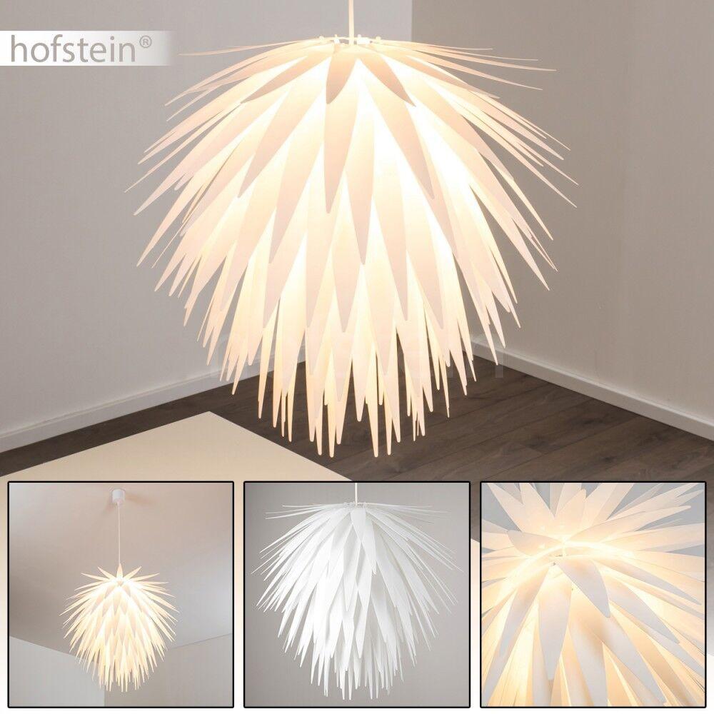 Moderne Pendel Lampen Ess Wohn Schlaf Zimmer Küchen Hänge Beleuchtung Weiss
