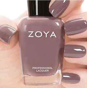 ZOYA #ZP709 NORMANI sable mauve nail polish lacquer~NATUREL Nude ...