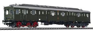LILIPUT-H0-133031-AUTOMOTRICE-DIESEL-BAGAGLIAIO-VT-10-002-DR
