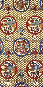 Dragon Kitchen Mural Ceramic Tiles