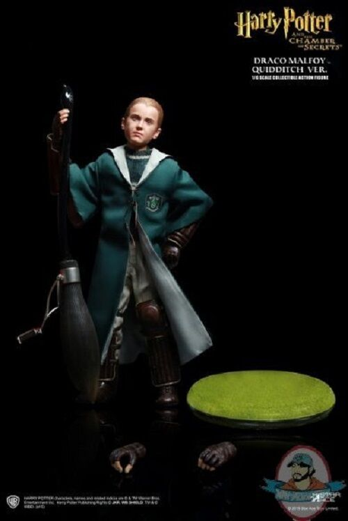 1 6 Harry Potter Chamber of Secrets Draco Malfoy Quidditch SA-0019