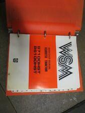 Kubota B6100 Hst B7100 Hst B 6100 7100 Tractor Service Amp Repair Manual