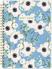 2021 2022 18 Monthly Planner Calendar Agenda Organizer Notebook With Tabs Pocket