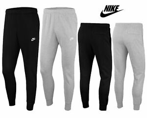 Nike-Joggers-Mens-Club-French-Terry-Sweatpants-Tracksuit-Bottoms-Fleece-Pant