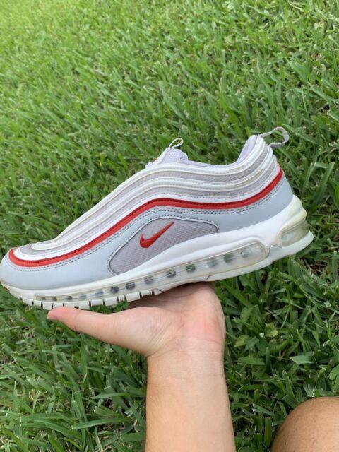 Air Max 97 OG White/Red Size 11.5 for
