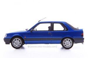 1-18-Otto-Models-OT007-Puegeot-309-GTI-16S-16V-Blue-cochesaescala