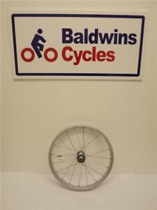 16-034-FRONT-Kids-Folding-Bike-Wheel-Alloy-Rim-amp-Steel-Hub