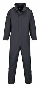 PORTWEST S452 Sealtex Classic Coverall Waterproof Protection with Hidden Hood
