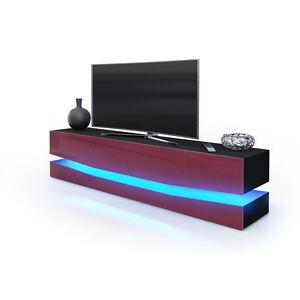 Mobile per TV modello New York, porta TV soggiorno con frontali in ...