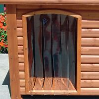 Precision Pet 14.5 By 9.8inch Outback Dog House Door, Small