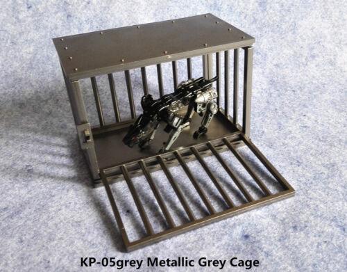 Keith Fantasy Club KFC KP-05grey Metallic Grey Cage