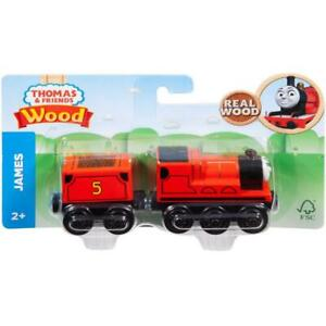 Fisher-Price-Thomas-amp-Friends-Wooden-Train-Wood-James-amp-James-039-s-Tender-GGG62-NEW