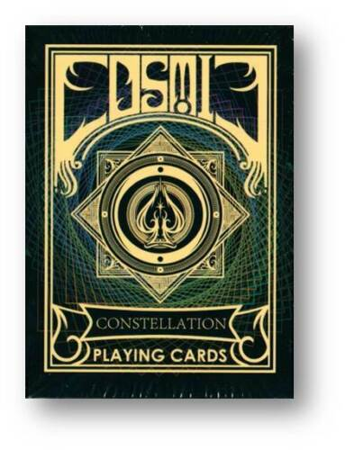 300 Decks only COSMIC Playing Card Deck by JL Ltd Edition