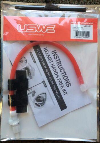 USWE Helmet Hands Free Kit for MX ATV Off Road Hydration Pack 101004