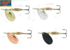Mepps-Aglia-Spinner-Fishinf-Lure-0-3-2-5-6-5g-Various-Colours
