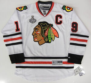 192eb3007d4 Image is loading JONATHAN-TOEWS-CHICAGO-BLACKHAWKS-2010-STANLEY-CUP-REEBOK-