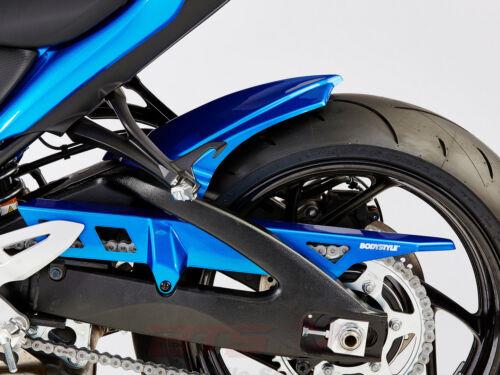 Bodystyle Hinterradabdeckung blau//rear hugger-SUZUKI GSX-S 1000 2017