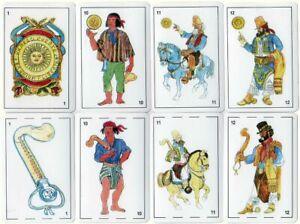 Gaucho-playing-cards-with-traditional-attire-national-emblems-amp-allegories