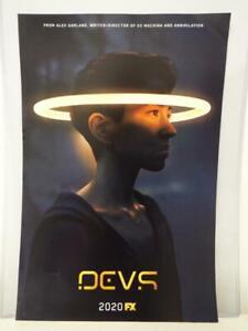SDCC 2019 Exclusive Alex Garland DEVS Poster FX 11 x 17