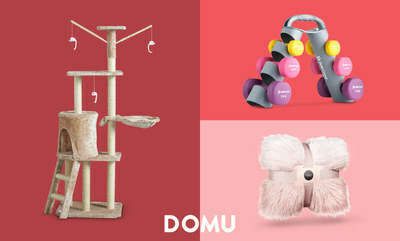 Free Delivery from Domu Marketplace