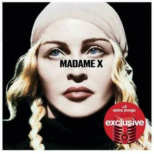 Madonna-Madame-X-CD-Deluxe-Target-Exclusive-2-EXTRA-SONGS-PRE-ORDER