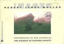 Postcard Images by Robert James Waller 1994 Paperback Bridges of Madison County