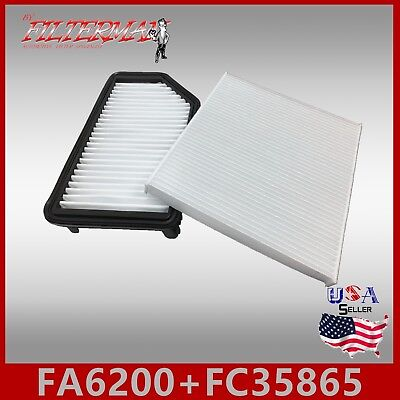 FA6200 CA11206 49022 ENGINE AIR FILTER ~ 2012-17 ACCENT VELOSTER RIO /& SOUL 4CYL