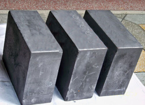 High Purity 99.9/% Graphite Sheet Plate 100mm 10mm 100mm