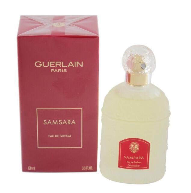 Samsara by Guerlain for Women 3.4/3.3 oz Eau de Parfum Spray Brand New In Box