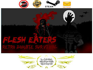 Flesh Eaters PC Digital KEY STEAM - Region Free
