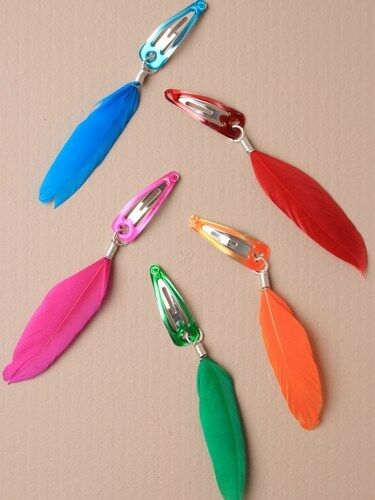 PACK OF 2 FEATHER DROP SLEEPIES CLIPS