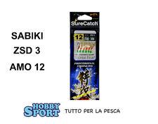 SABIKI  SURECATCH ZSD3 AMO N 12 ARTIFICIALE MARE  - SGOMBRI